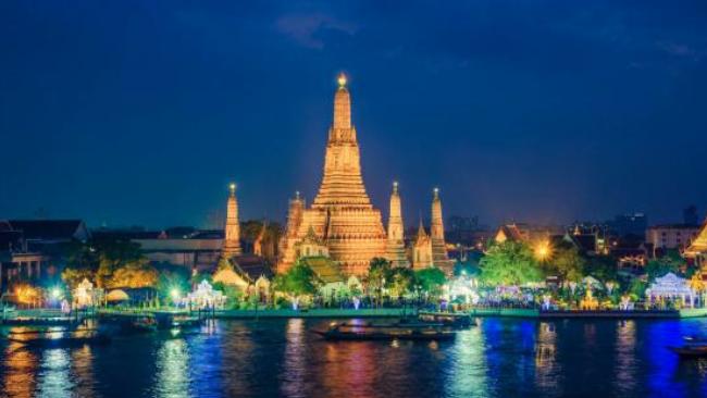 Thaiföld utazás